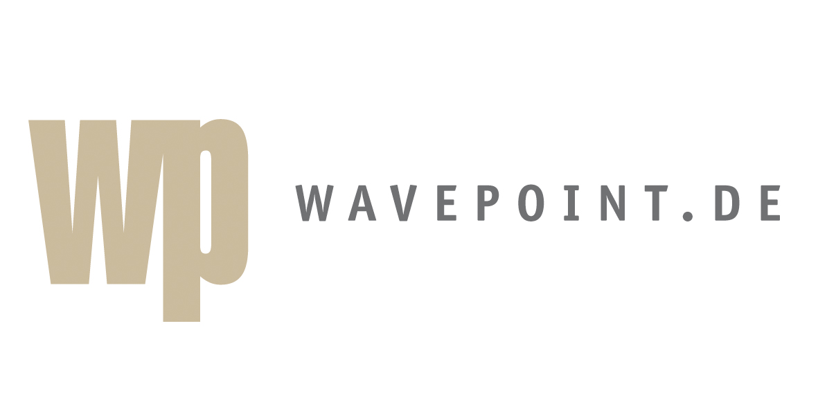Logo - wavepoint Gmbh & Co. KG