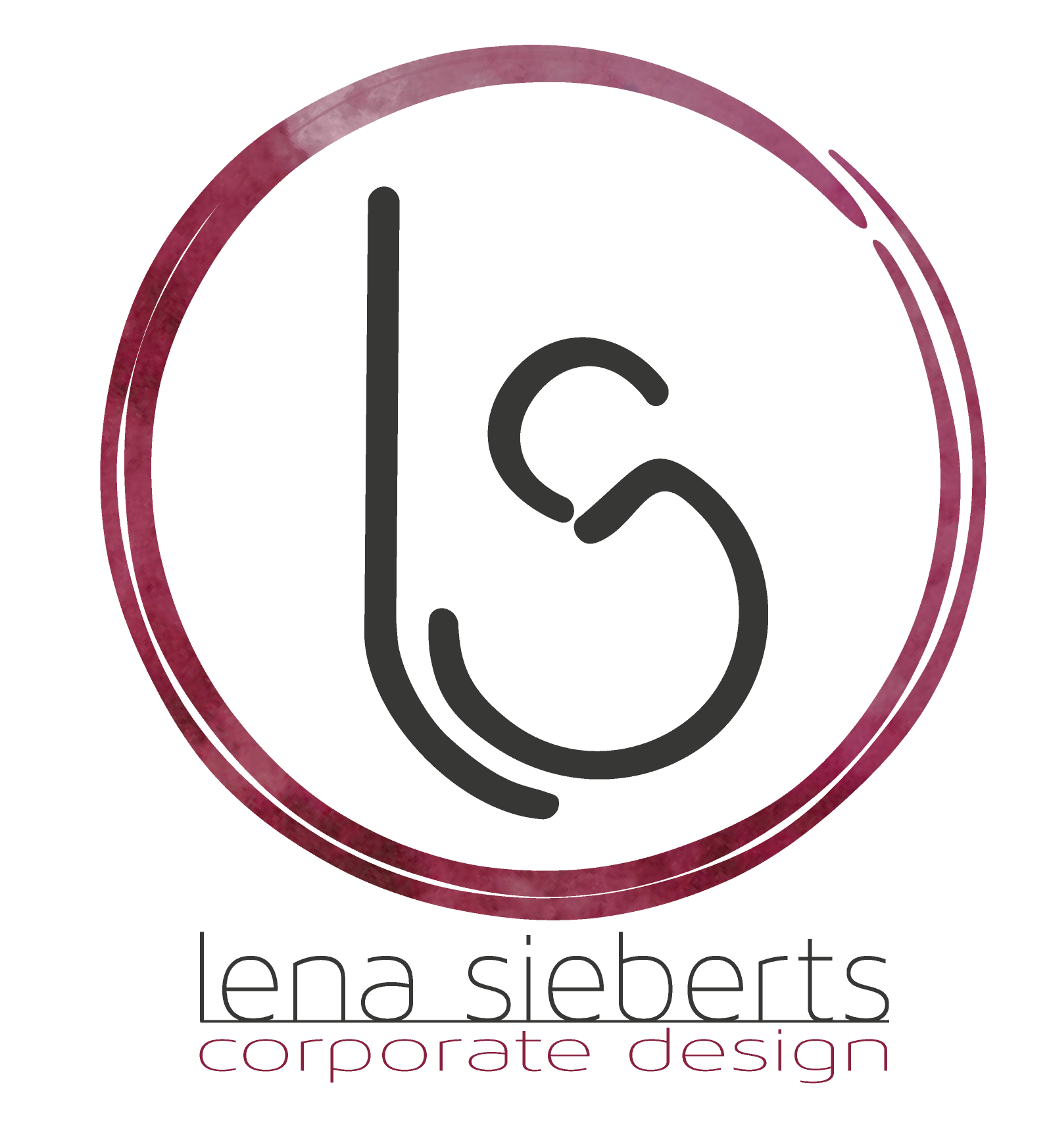 Logo - Lena Sieberts Corporate Design